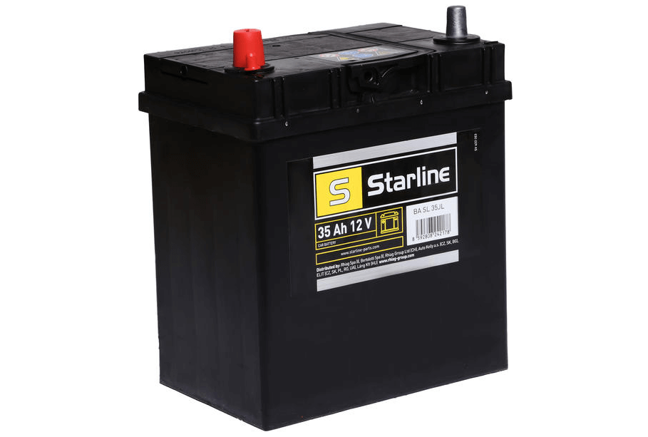 STARLINE 35Ah 300A 12V - Levé PLUS