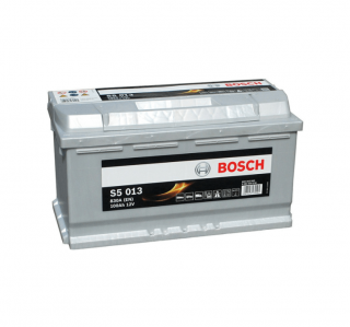 Autobaterie BOSCH S5 013 12V 100Ah 830A