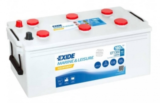 EXIDE EQUIPMENT 12V 180Ah ET1300